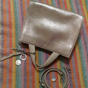 Treasure & Bond Crossbody Satchel